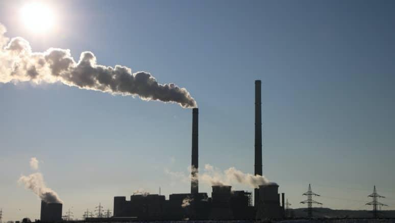 contaminación por dióxido de carbono