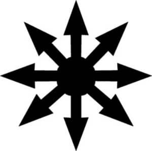estrella del caos