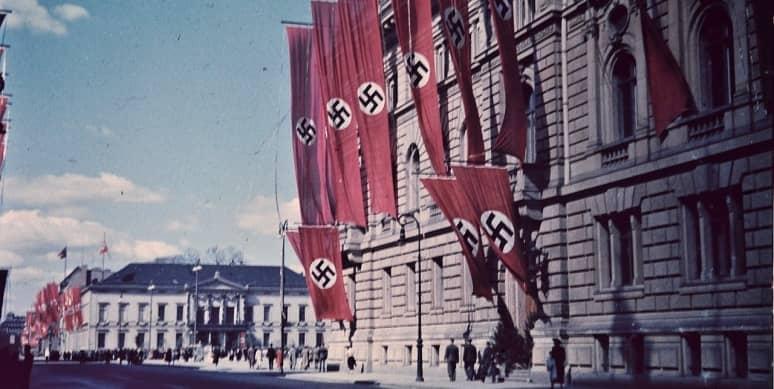 edificio del partido nazi