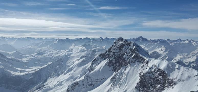 orogenia hercínica en los alpes