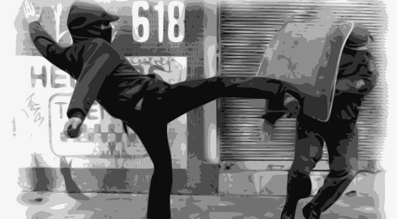 anarcosindicalismo y violencia