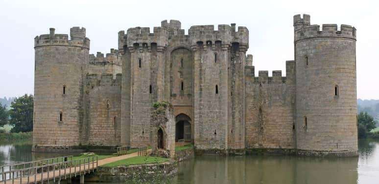 Las partes de un Castillo Medieval y sus funciones