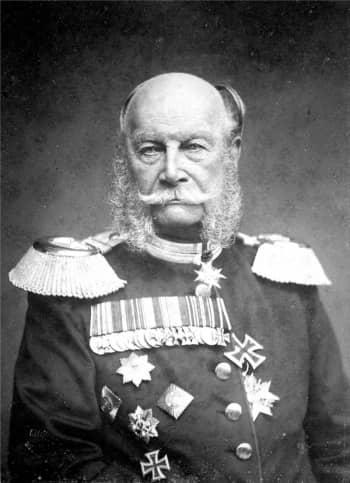 El Kaiser Guillermo I