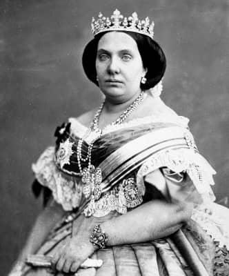 Isabel Segunda De Borbón