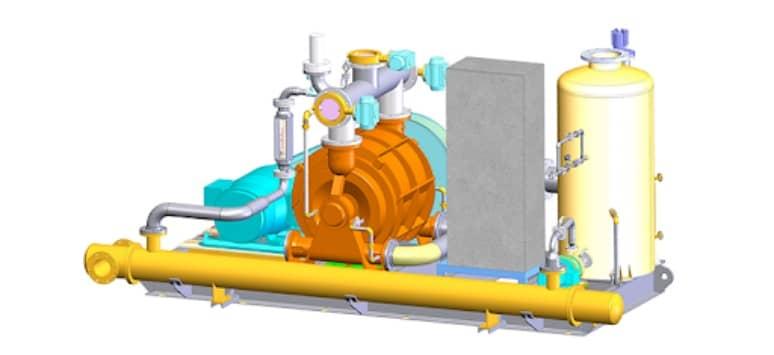 El sistema de vacío es clave en el sector industrial